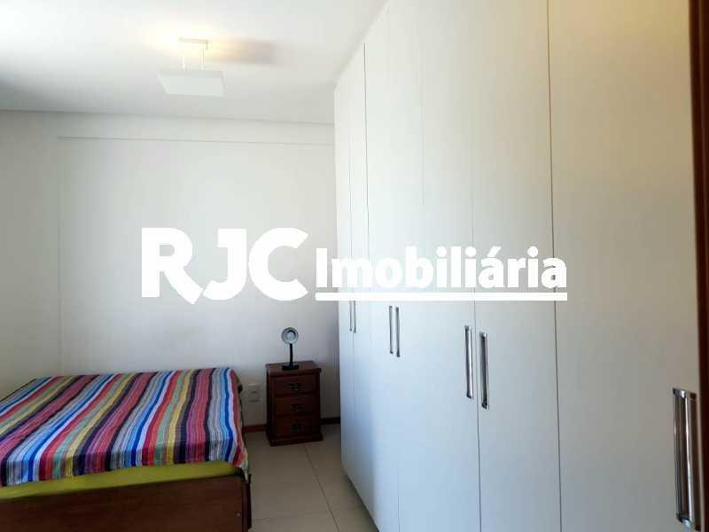4   Quarto Suíte. - Cobertura 3 quartos à venda Praça da Bandeira, Rio de Janeiro - R$ 920.000 - MBCO30340 - 6