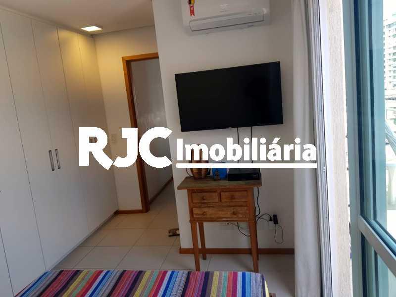 5   Quarto Suíte. - Cobertura 3 quartos à venda Praça da Bandeira, Rio de Janeiro - R$ 920.000 - MBCO30340 - 7
