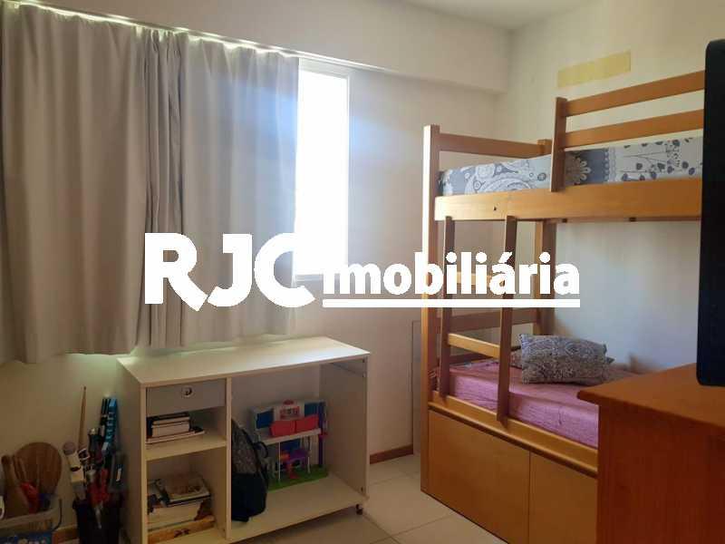 7  Quarto 2. - Cobertura 3 quartos à venda Praça da Bandeira, Rio de Janeiro - R$ 920.000 - MBCO30340 - 9