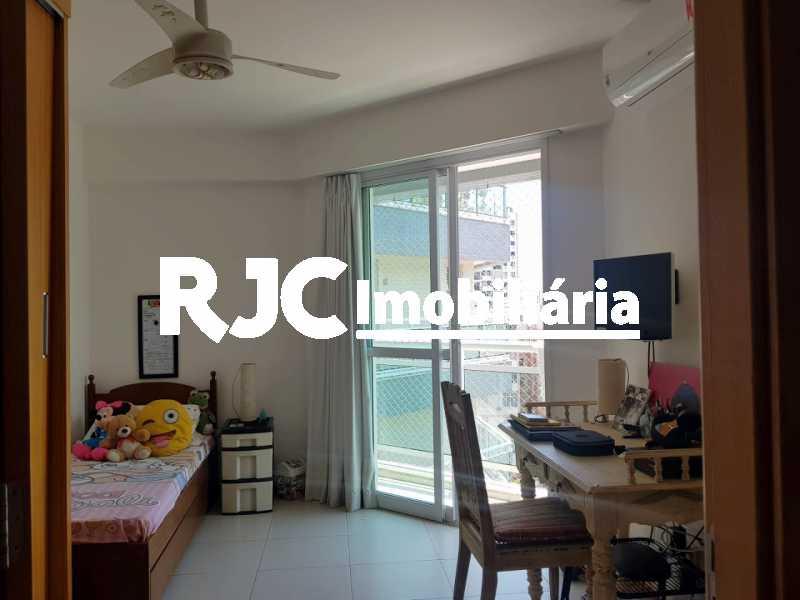 9   Quarto 3. - Cobertura 3 quartos à venda Praça da Bandeira, Rio de Janeiro - R$ 920.000 - MBCO30340 - 11