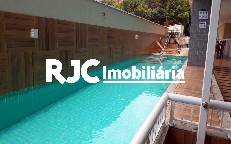 13   Piscina - Cobertura 3 quartos à venda Praça da Bandeira, Rio de Janeiro - R$ 920.000 - MBCO30340 - 16