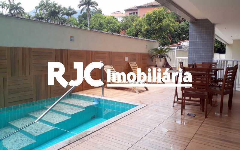 14   Piscina - Cobertura 3 quartos à venda Praça da Bandeira, Rio de Janeiro - R$ 920.000 - MBCO30340 - 17