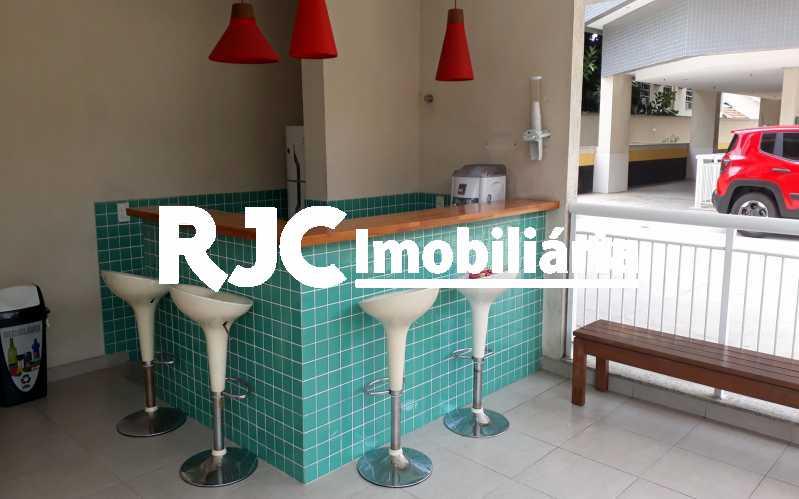 15  Bar da Piscina - Cobertura 3 quartos à venda Praça da Bandeira, Rio de Janeiro - R$ 920.000 - MBCO30340 - 18
