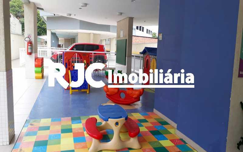 16   Parquinho Infantil - Cobertura 3 quartos à venda Praça da Bandeira, Rio de Janeiro - R$ 920.000 - MBCO30340 - 19