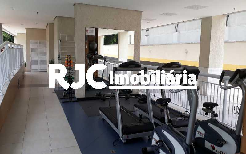 18    Academia - Cobertura 3 quartos à venda Praça da Bandeira, Rio de Janeiro - R$ 920.000 - MBCO30340 - 21