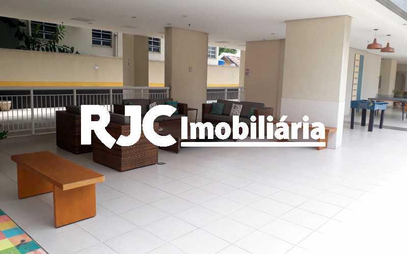 19  Espaço Convivência - Cobertura 3 quartos à venda Praça da Bandeira, Rio de Janeiro - R$ 920.000 - MBCO30340 - 22