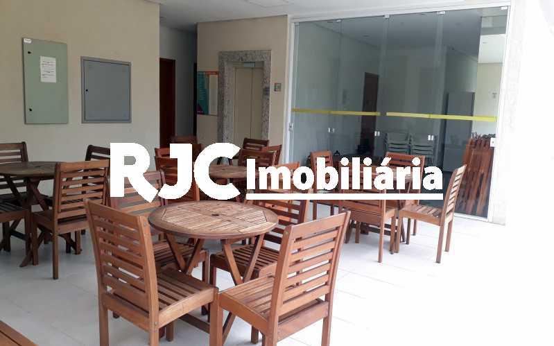 20   Espaço Gourmet - Cobertura 3 quartos à venda Praça da Bandeira, Rio de Janeiro - R$ 920.000 - MBCO30340 - 24