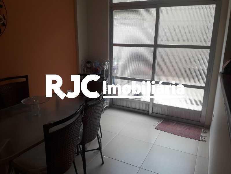 1 - Apartamento 1 quarto à venda Tijuca, Rio de Janeiro - R$ 370.000 - MBAP10846 - 1