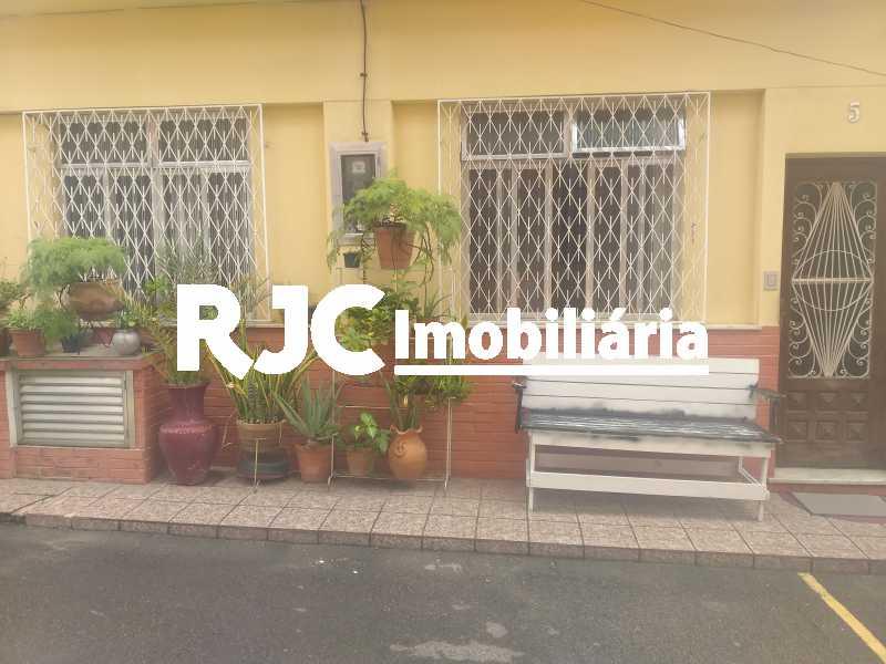 1 - Casa de Vila 3 quartos à venda Engenho de Dentro, Rio de Janeiro - R$ 430.000 - MBCV30145 - 1