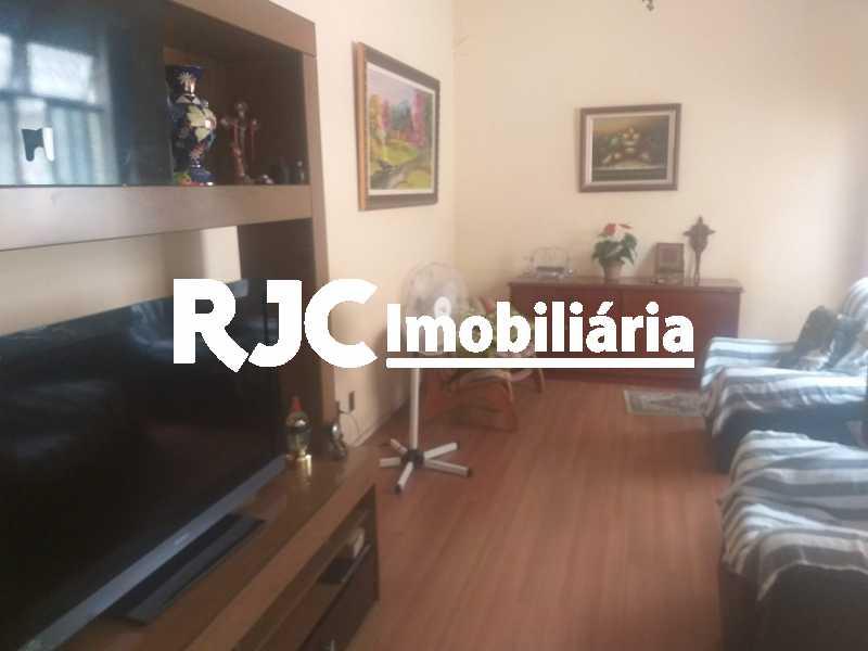 3 - Casa de Vila 3 quartos à venda Engenho de Dentro, Rio de Janeiro - R$ 430.000 - MBCV30145 - 4