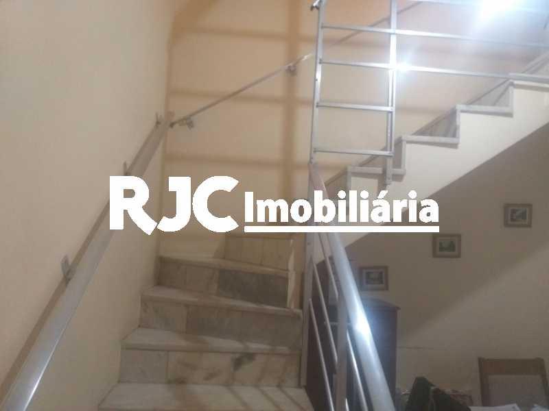10 - Casa de Vila 3 quartos à venda Engenho de Dentro, Rio de Janeiro - R$ 430.000 - MBCV30145 - 11