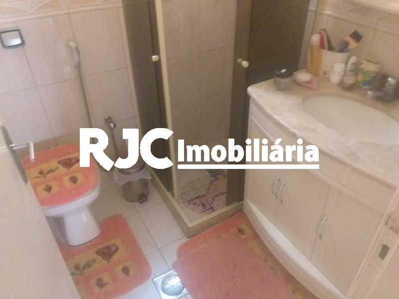 11 - Casa de Vila 3 quartos à venda Engenho de Dentro, Rio de Janeiro - R$ 430.000 - MBCV30145 - 12
