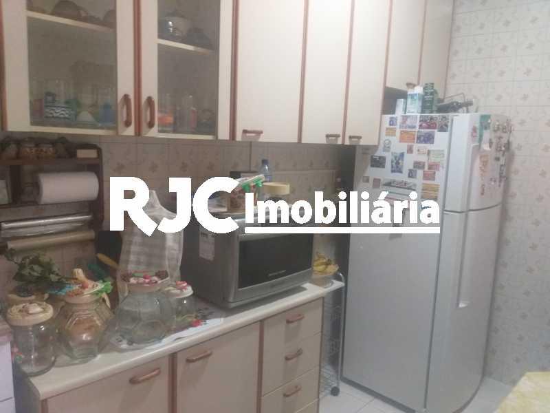 12 - Casa de Vila 3 quartos à venda Engenho de Dentro, Rio de Janeiro - R$ 430.000 - MBCV30145 - 13