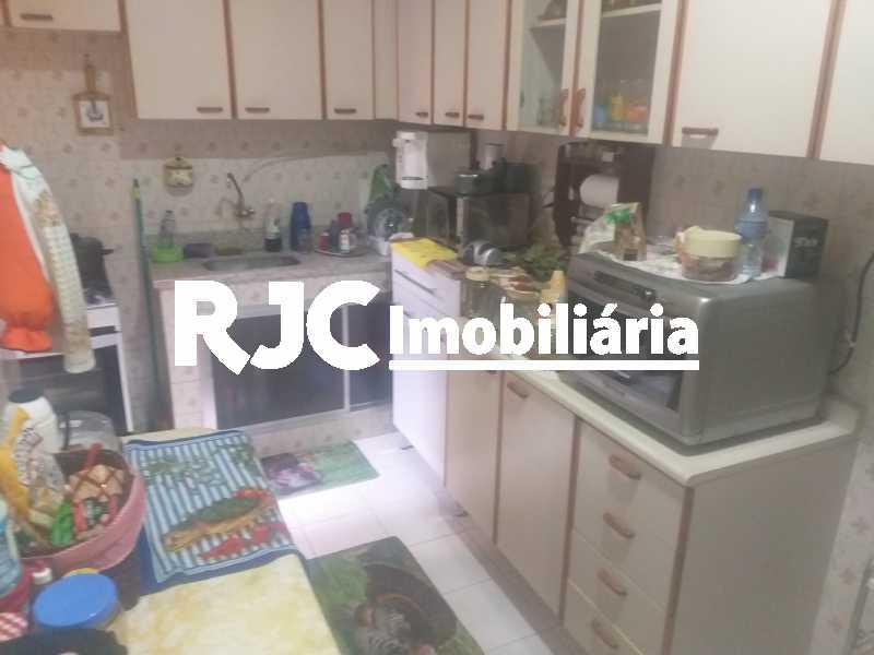 13 - Casa de Vila 3 quartos à venda Engenho de Dentro, Rio de Janeiro - R$ 430.000 - MBCV30145 - 14