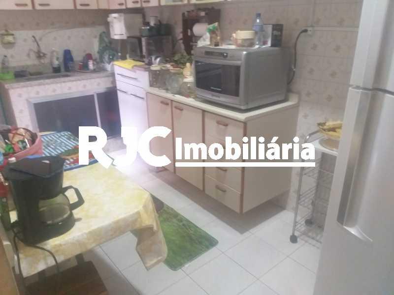 14 - Casa de Vila 3 quartos à venda Engenho de Dentro, Rio de Janeiro - R$ 430.000 - MBCV30145 - 15