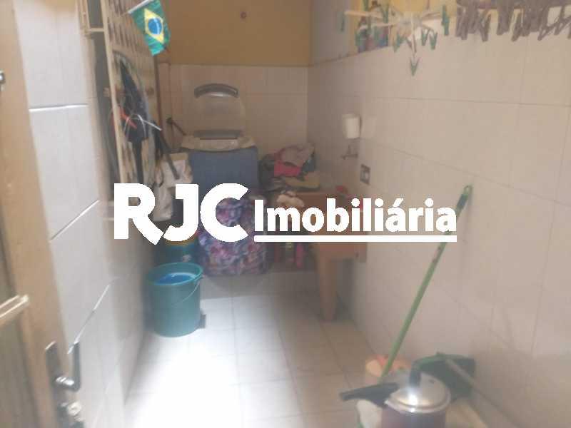15 - Casa de Vila 3 quartos à venda Engenho de Dentro, Rio de Janeiro - R$ 430.000 - MBCV30145 - 16