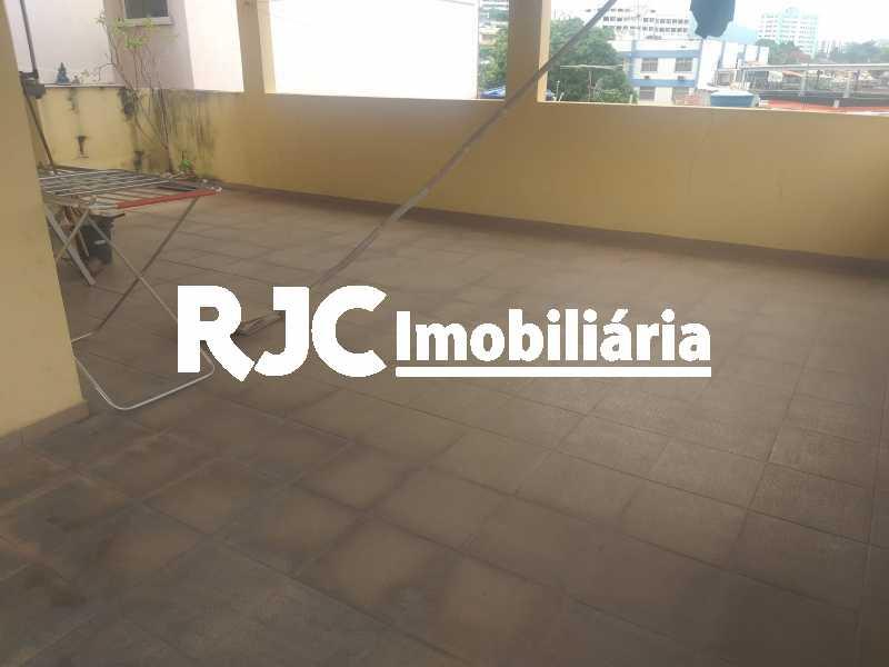 16 - Casa de Vila 3 quartos à venda Engenho de Dentro, Rio de Janeiro - R$ 430.000 - MBCV30145 - 17