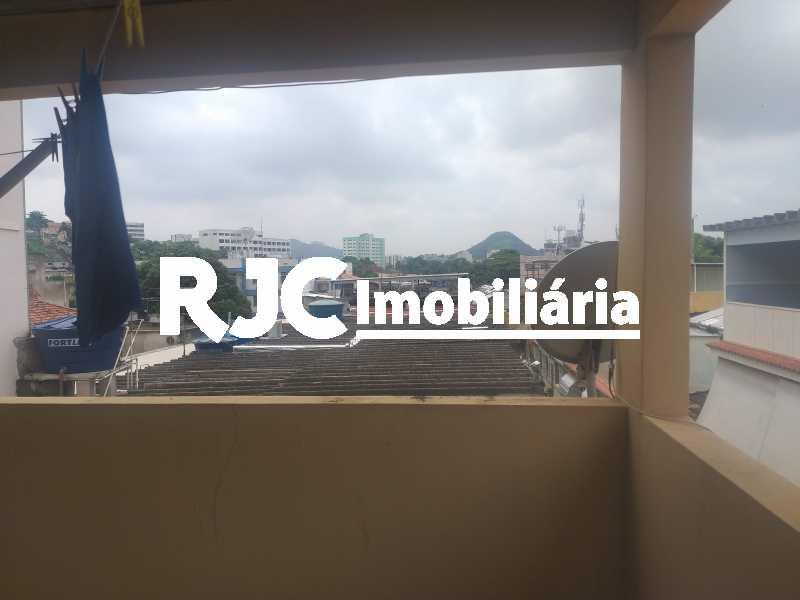 18 - Casa de Vila 3 quartos à venda Engenho de Dentro, Rio de Janeiro - R$ 430.000 - MBCV30145 - 19