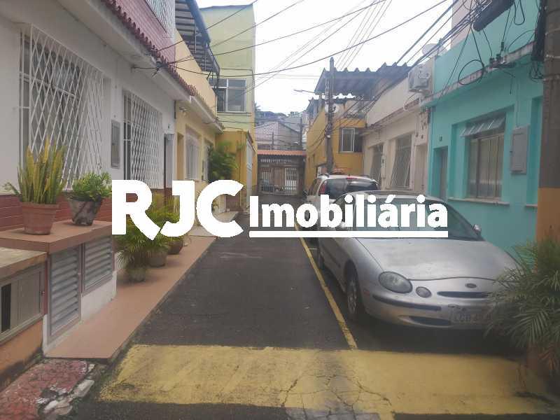 19 - Casa de Vila 3 quartos à venda Engenho de Dentro, Rio de Janeiro - R$ 430.000 - MBCV30145 - 20