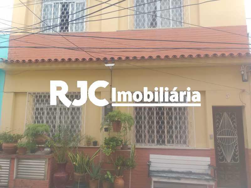 20 - Casa de Vila 3 quartos à venda Engenho de Dentro, Rio de Janeiro - R$ 430.000 - MBCV30145 - 21
