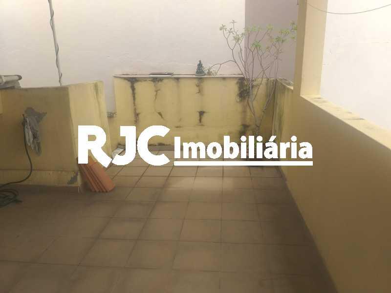 21 - Casa de Vila 3 quartos à venda Engenho de Dentro, Rio de Janeiro - R$ 430.000 - MBCV30145 - 22