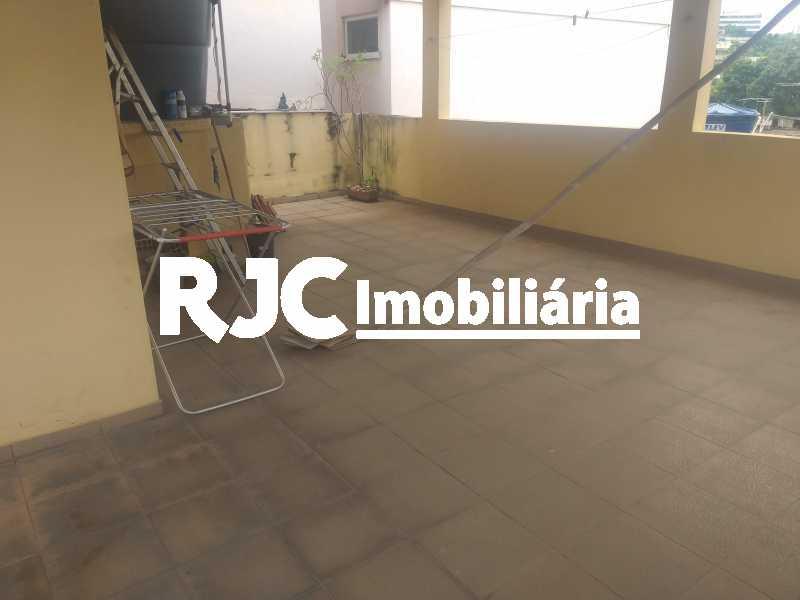 22 - Casa de Vila 3 quartos à venda Engenho de Dentro, Rio de Janeiro - R$ 430.000 - MBCV30145 - 23