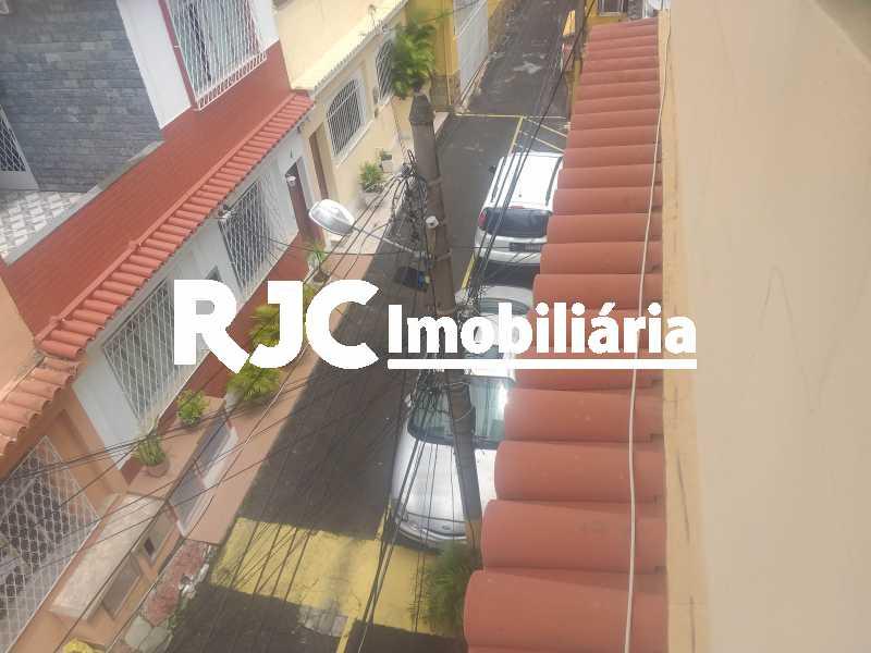 23 - Casa de Vila 3 quartos à venda Engenho de Dentro, Rio de Janeiro - R$ 430.000 - MBCV30145 - 24
