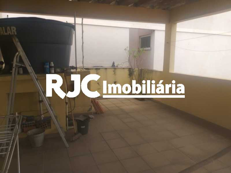 24 - Casa de Vila 3 quartos à venda Engenho de Dentro, Rio de Janeiro - R$ 430.000 - MBCV30145 - 25