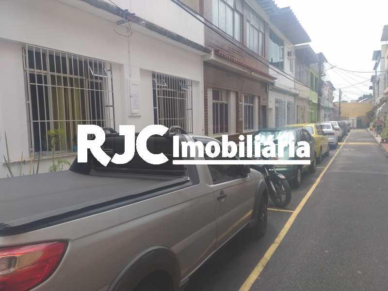 25 - Casa de Vila 3 quartos à venda Engenho de Dentro, Rio de Janeiro - R$ 430.000 - MBCV30145 - 26