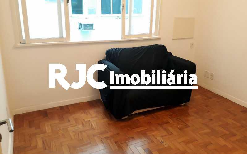 1   Sala - Apartamento 1 quarto à venda Tijuca, Rio de Janeiro - R$ 250.000 - MBAP10847 - 1