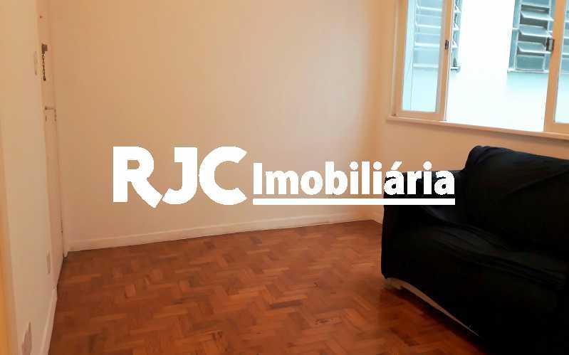 2   Sala - Apartamento 1 quarto à venda Tijuca, Rio de Janeiro - R$ 250.000 - MBAP10847 - 3