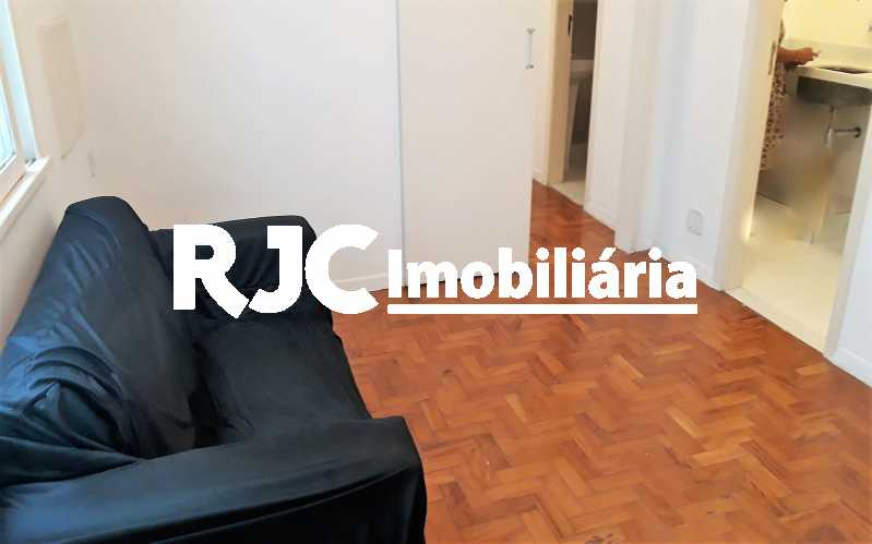 3   Sala - Apartamento 1 quarto à venda Tijuca, Rio de Janeiro - R$ 250.000 - MBAP10847 - 4