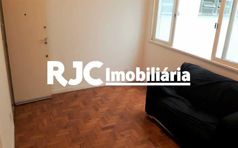 4   Sala - Apartamento 1 quarto à venda Tijuca, Rio de Janeiro - R$ 250.000 - MBAP10847 - 5