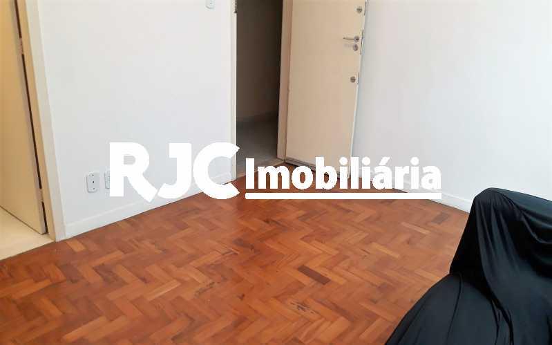 5   Sala - Apartamento 1 quarto à venda Tijuca, Rio de Janeiro - R$ 250.000 - MBAP10847 - 6