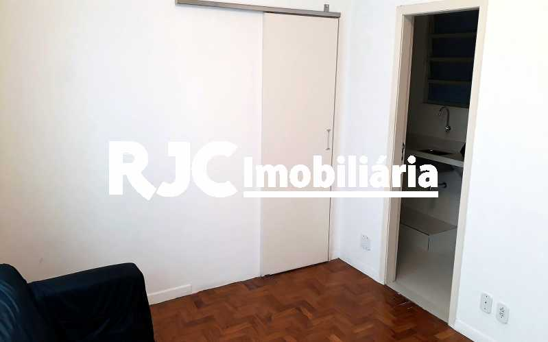 6   Sala - Apartamento 1 quarto à venda Tijuca, Rio de Janeiro - R$ 250.000 - MBAP10847 - 7