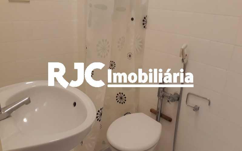 14   Banheiro Suíte - Apartamento 1 quarto à venda Tijuca, Rio de Janeiro - R$ 250.000 - MBAP10847 - 15