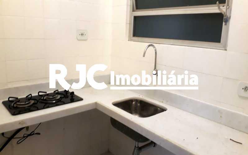15   Cozinha - Apartamento 1 quarto à venda Tijuca, Rio de Janeiro - R$ 250.000 - MBAP10847 - 16