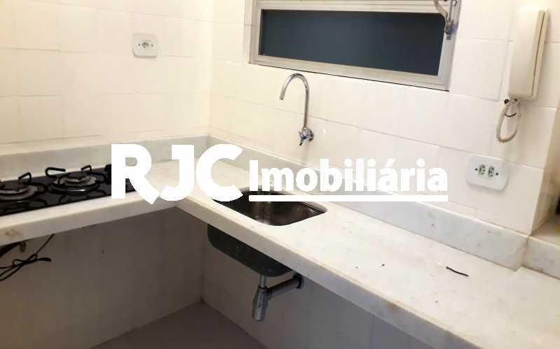 16  Cozinha - Apartamento 1 quarto à venda Tijuca, Rio de Janeiro - R$ 250.000 - MBAP10847 - 17