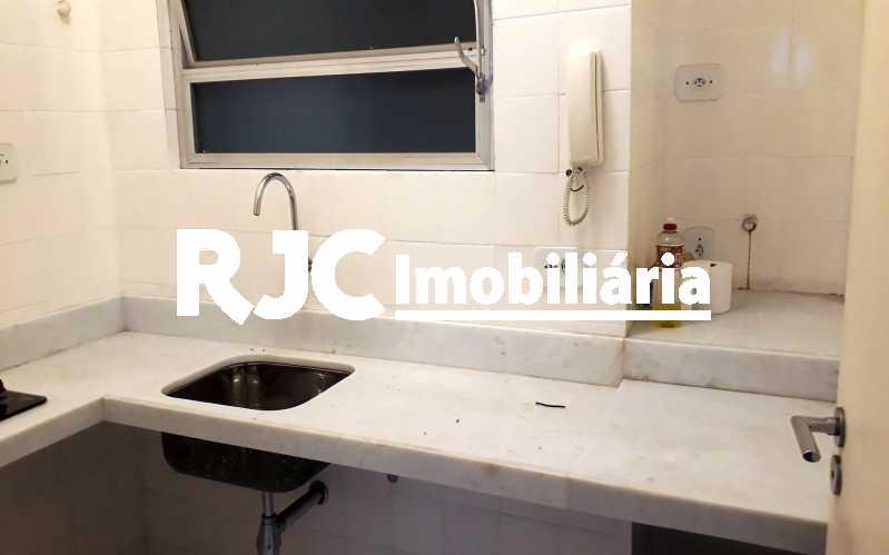 17  Cozinha - Apartamento 1 quarto à venda Tijuca, Rio de Janeiro - R$ 250.000 - MBAP10847 - 18