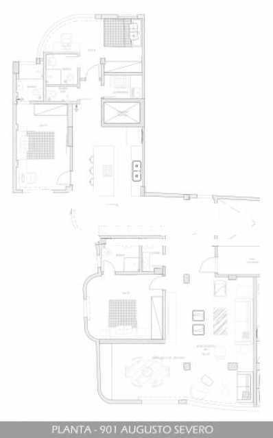 fotos-1 - Apartamento 3 quartos à venda Glória, Rio de Janeiro - R$ 899.000 - MBAP32935 - 4