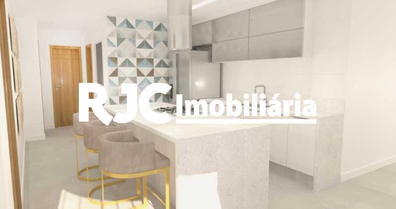 fotos-3 - Apartamento 3 quartos à venda Glória, Rio de Janeiro - R$ 899.000 - MBAP32935 - 3