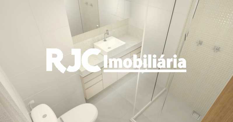 fotos-5 - Apartamento 3 quartos à venda Glória, Rio de Janeiro - R$ 899.000 - MBAP32935 - 6
