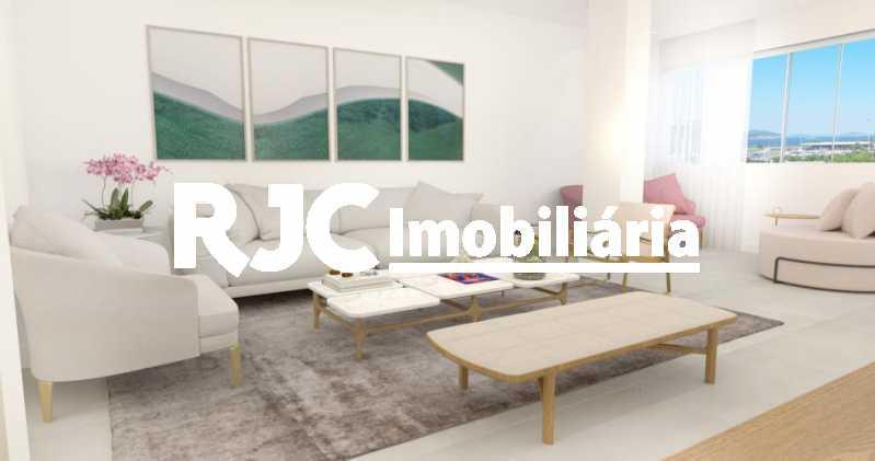 fotos-8 - Apartamento 3 quartos à venda Glória, Rio de Janeiro - R$ 899.000 - MBAP32935 - 9