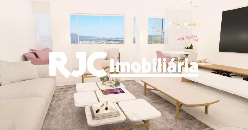 fotos-9 - Apartamento 3 quartos à venda Glória, Rio de Janeiro - R$ 899.000 - MBAP32935 - 10