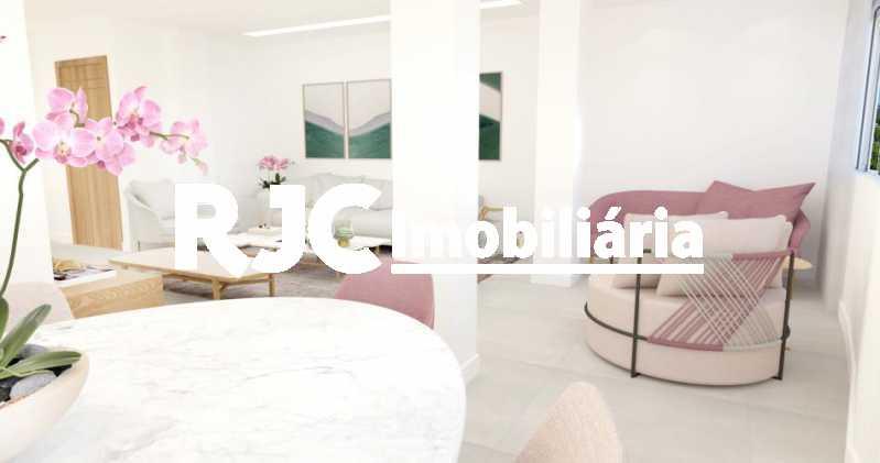 fotos-10 - Apartamento 3 quartos à venda Glória, Rio de Janeiro - R$ 899.000 - MBAP32935 - 11