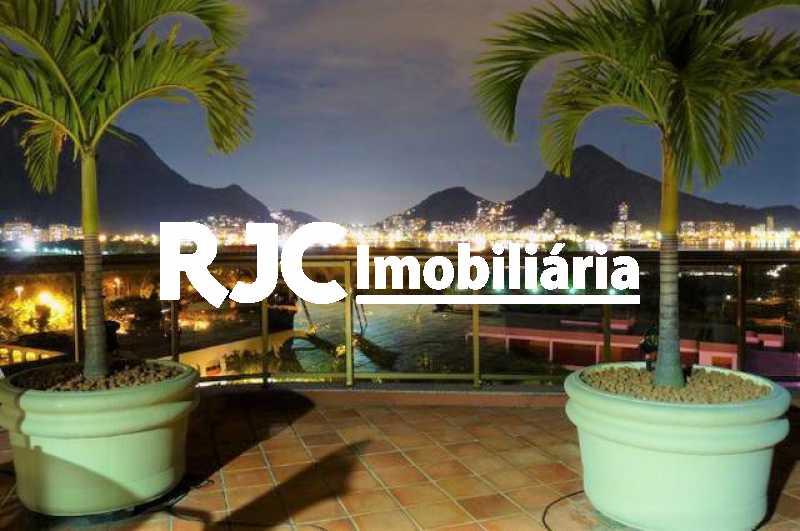 01 - Apartamento 2 quartos à venda Leblon, Rio de Janeiro - R$ 2.000.000 - MBAP24697 - 1