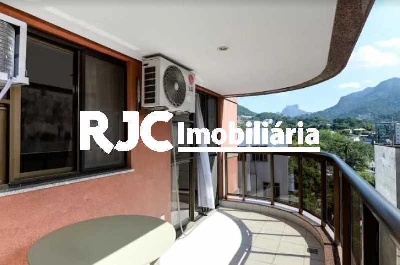 02 - Apartamento 2 quartos à venda Leblon, Rio de Janeiro - R$ 2.000.000 - MBAP24697 - 3