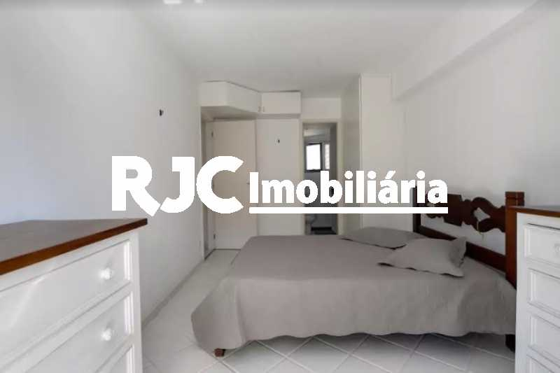 08 - Apartamento 2 quartos à venda Leblon, Rio de Janeiro - R$ 2.000.000 - MBAP24697 - 9