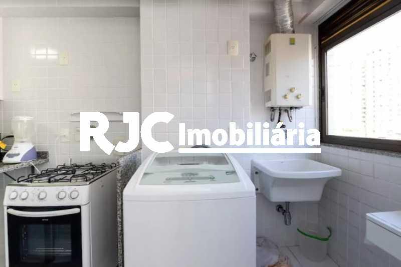 14 - Apartamento 2 quartos à venda Leblon, Rio de Janeiro - R$ 2.000.000 - MBAP24697 - 15