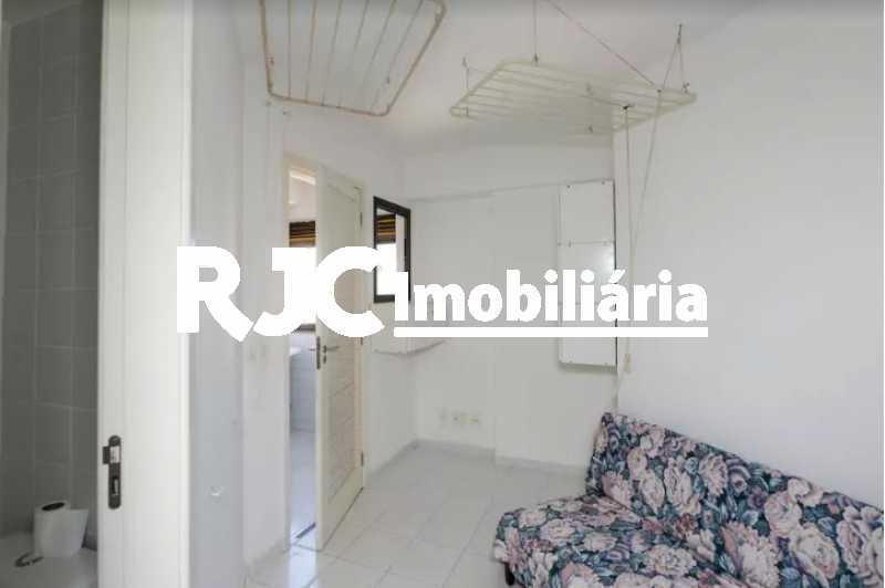 19 - Apartamento 2 quartos à venda Leblon, Rio de Janeiro - R$ 2.000.000 - MBAP24697 - 16